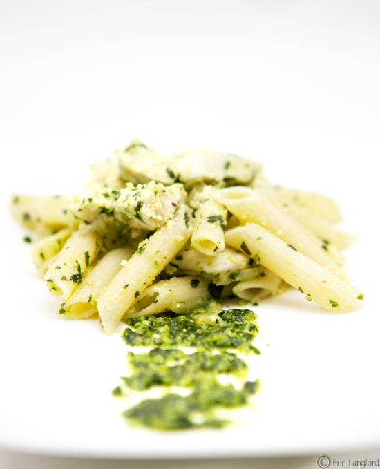 Chicken Basil Pesto