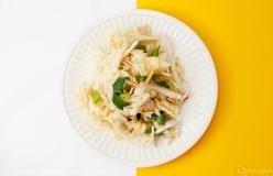 Asian Crunchy Noodle Salad