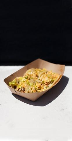 Kogi BBQ Tacos
