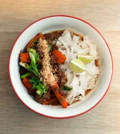 Thai Lemongrass Beef
